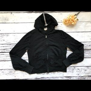 Converse one star hooded sweater